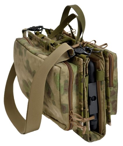 M-TAC Pack (Modular Tactical iPad Tablet ''Combo-Pack''), Multi Camo by Tactical Concealment