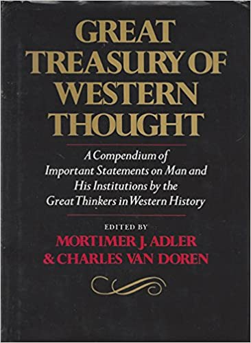 Amazon great treasury of western thought a compendium of great treasury of western thought a compendium of important statements and comments on man and his institutions by great thinkers in western history 2nd fandeluxe Ebook collections
