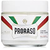Proraso Pre-Shave Cream, Sensitive Skin, 3.6 Oz