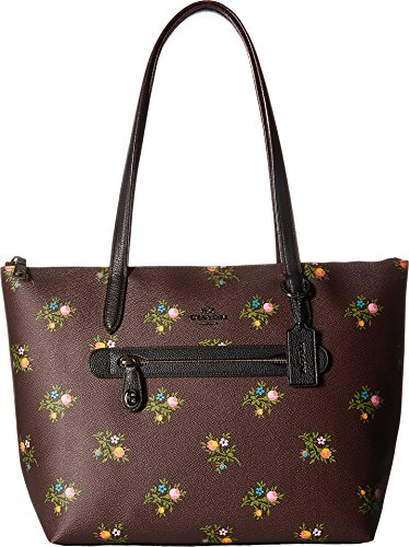 Floral Printed Tote Bags - 7