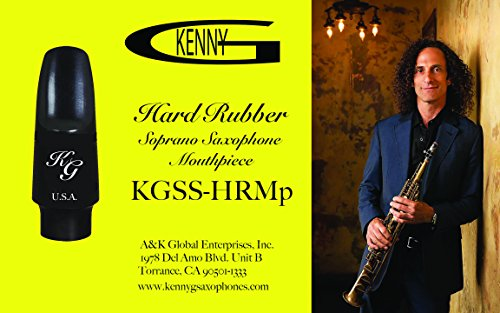 Kenny G Traditional Chamber Soprano Sax Mouthpiece
