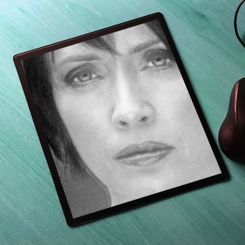 Seasons LYSETTE Anthony - Original Art Mouse Mat #js003