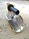 Sand Scoop for metal detecting Stainless Steel Metal Hunting Detector Tool NEW KREPISH v2 CooB