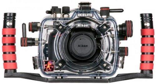 Amazon.com: Ikelite carcasa submarina para cámara para Nikon ...