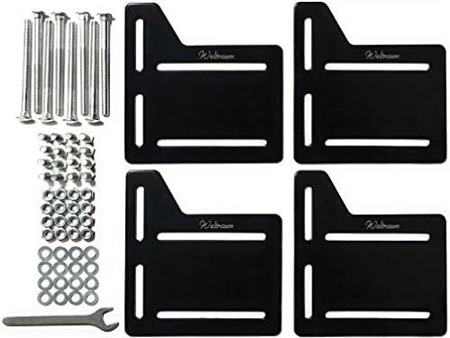 Amazon Com Weltraum Queen Bed Modification Plate Modi Headboard