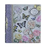 Punch Studio Butterfly Dance Address Book, Office Central