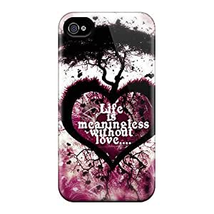 Series Skin Case Cover For iphone 6(life Is Meaningless) by supermalls