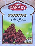 Canary Sumac Ground 1 LB