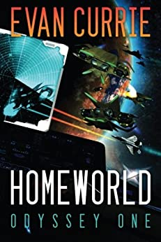Homeworld (Odyssey One Book 3) by [Currie, Evan]