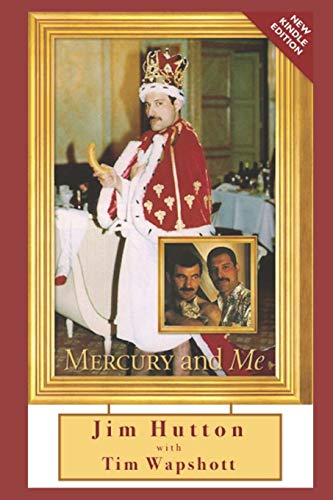 Mercury and Me [Hutton, Jim - Wapshott, Tim] (Tapa Blanda)