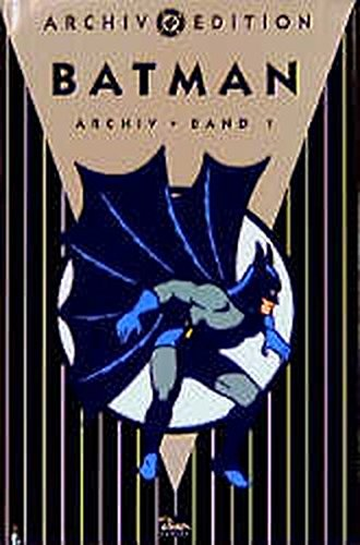 Batman 1: DC-Archiv, Band 3