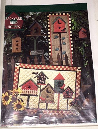 Backyard Birdhouses by Debbie Mumm