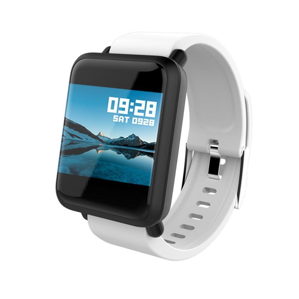 KOBWA Smartwatch Bluetooth, Reloj Inteligente Impermeable ...