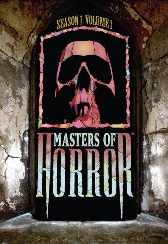 Masters of Horror: Season 1 Box Set, Vol. 1 by STARZ/SPHE