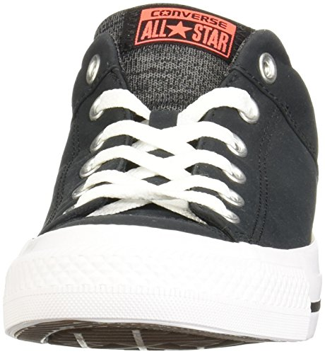 Converse Chuck Taylor All Star High Street Ox Schwarz
