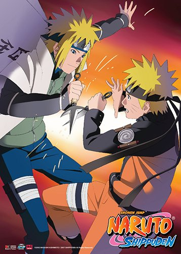Great Eastern Entertainment Naruto Shippuden Wall-Decor-Stic