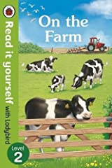 On The Farm - Read It Yourself with Ladybird Level 2 Hardcover