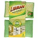 Libman 336 2-in-1 Scrubbing Sponge 2-Pack
