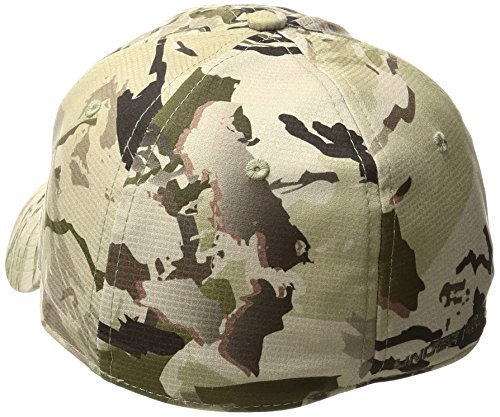 Under Armour Men s Camo Stretch Fit Cap 978806a033c