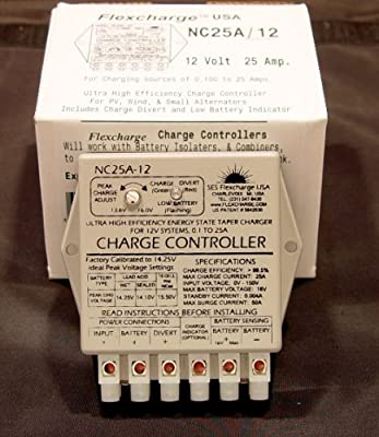 12V Charge Controller