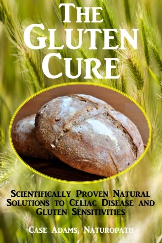 Gluten Cure Scientifically Solutions Sensitivities product image