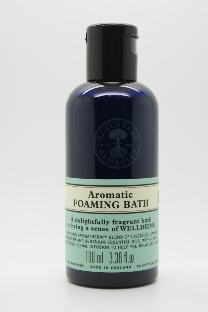 The Neal's Yard Remedies Aromatic Foaming Bath 100ml Neal' s Yard Remedies 1308201