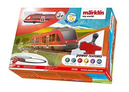 My World LINT Commuter Train Battery Starter Set