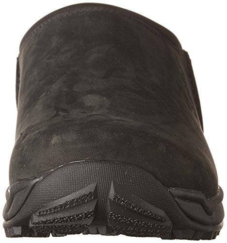 Baffine Heren Portland Snow Sneaker Zwart