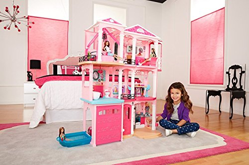 Barbie Dreamhouse by Barbie (Image #1)