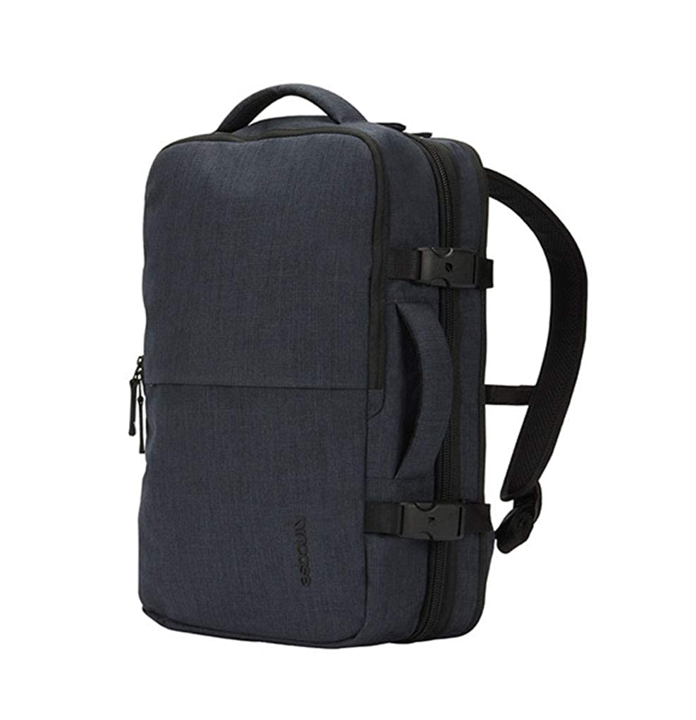 INCASE [インケース] EO-Travel Backpack INTR300403-HNY (Heather Navy) (並行輸入品) B07QMVNPJ7