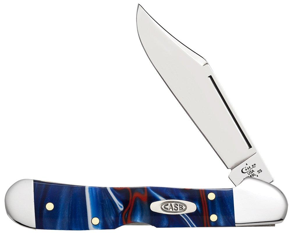 Case Patriot Kirinite Mini Copperlock Pocket Knife by Case