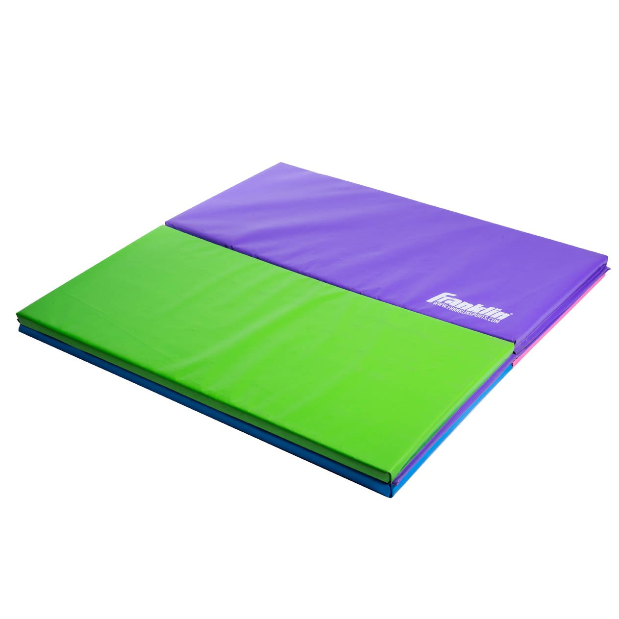 Amazon.com: Franklin Sports Folding Mat – Tumbling Mat and ...