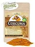 Best  - Curcuma Longa Certified Organic Powder from India- 100% Review