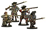 Blood & Plunder: French Milice des Carabes Unit