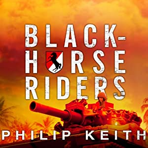 Blackhorse Riders Audiobook