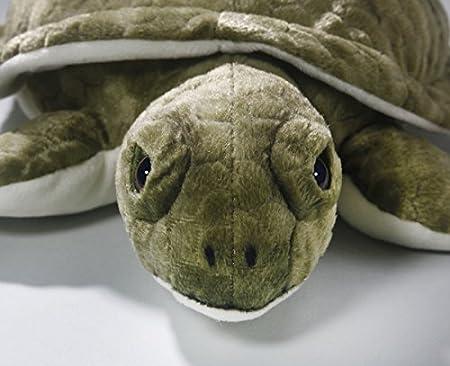 Carl Dick Tortuga, Tortuga Marina, Agua Tortuga de Peluche (Aprox. 44 cm 3324: Amazon.es: Juguetes y juegos