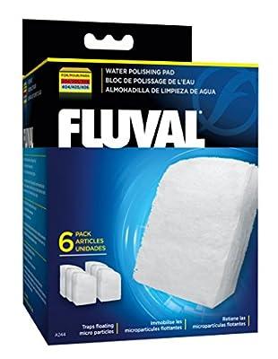 Fluval Fine Filter Water Polishing Pad for 304/305/404/405 Models - 6-Pack from Fluval
