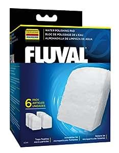 Fluval Fine Filter Water Polishing Pad for 304/305/404/405 Models - 6-Pack