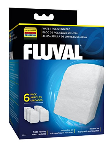 Fluval Fine Filter Water Polishing Pad for 304/305/404/405 Models - - Fluval 405