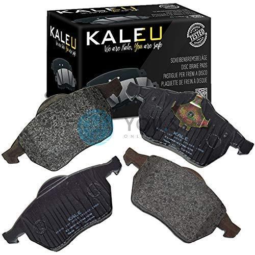 Kale 7M0698151 Front Axle Set of Brake Pads Brake Pads: