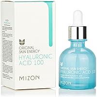 [Mizon] Hyaluronsyra 100 (30 ml) serumhydrater, föryngrar huden och tar bort döda hudceller {Hyaluron Acid 100}