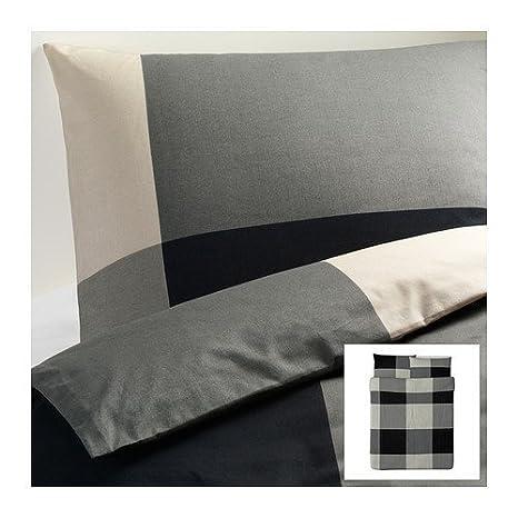 Amazon.com: IKEA BRUNKRISSLA individual Funda de edredón y ...