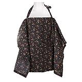 Diamondo Cotton Baby Mum Nursing Poncho Cover Up (C)