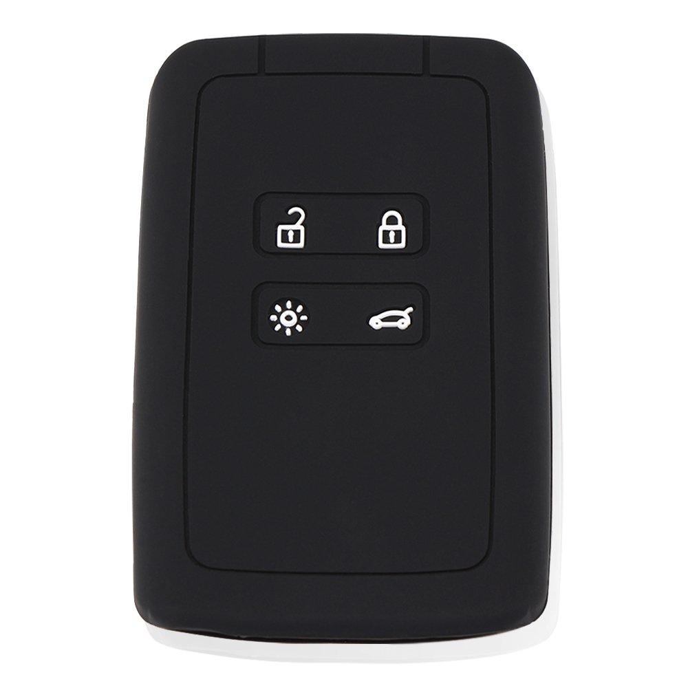 Amazon.com: ZTGUYSWH - Funda de silicona para llave de ...