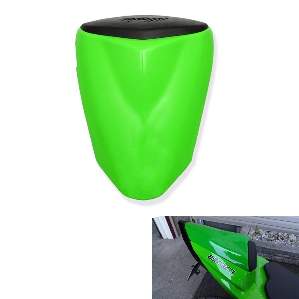 Rear Seat Pillion Cowl Cover Fairing For Kawasaki NINJA ZX6R 2009 2010 2011 2012 2013 2014 2015 2016 - Green