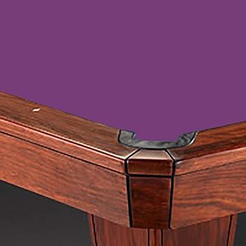 7 Simonis 760 morado billar mesa de billar paño fieltro: Amazon.es: Deportes y aire libre