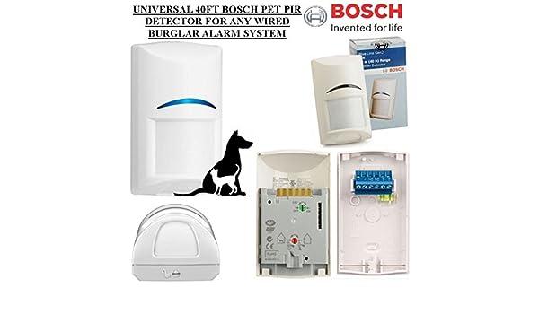 Universal 40 ft Bosch Pet PIR Detector para cualquier con ...