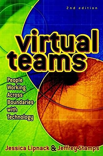Price comparison product image Virtual Teams: People Working Across Boundaries with Technology