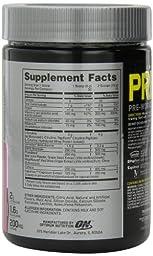 Optimum Nutrition Platinum, Pre- Raspberry Lemonade 30 servings 8.45 Ounce