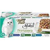 Purina Fancy Feast Medleys Primavera Wet Cat Food Variety Pack - 85 g (12 Pack)